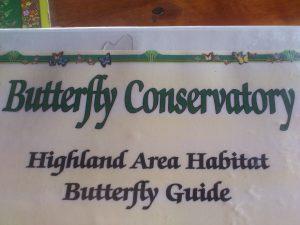 The Butterfly Conservatory allaboardthefraytrain