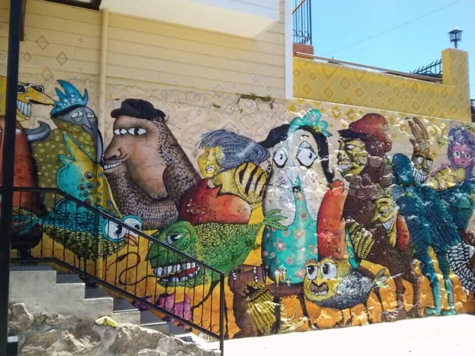 Valparaiso allaboardthefraytrain