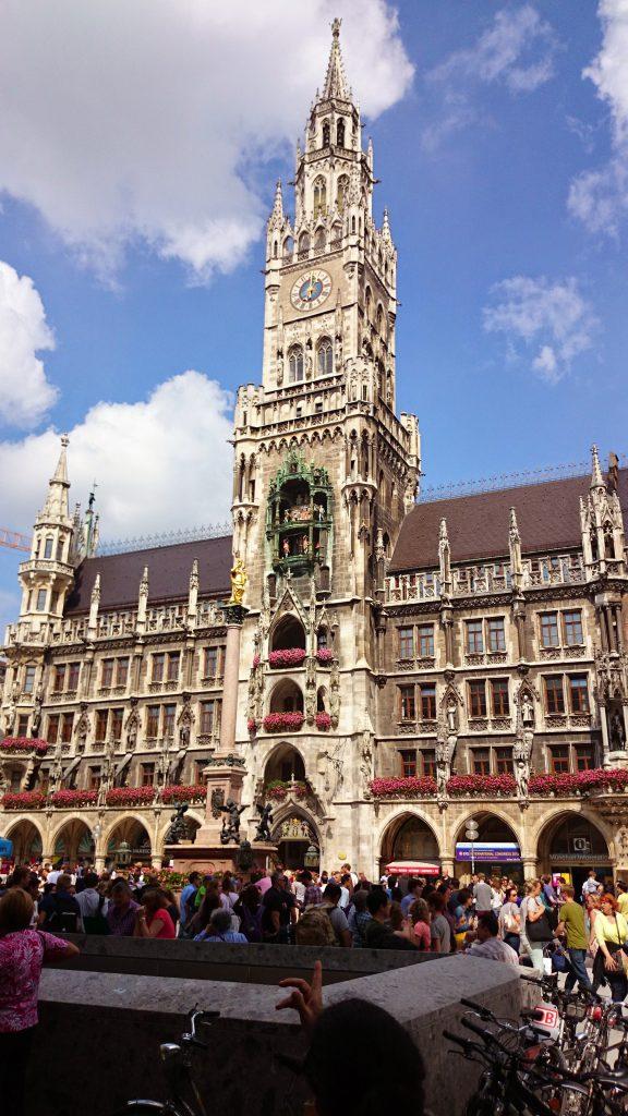 Munich allaboardthefraytrain