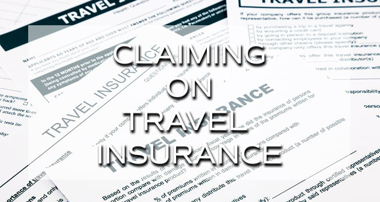 Claiming on Travel Insurance Allaboardthefraytrain