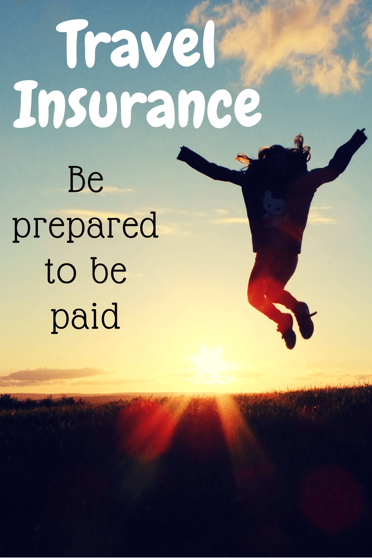 Claiming on travel insurance Allaboardthefraytrain Pinterest