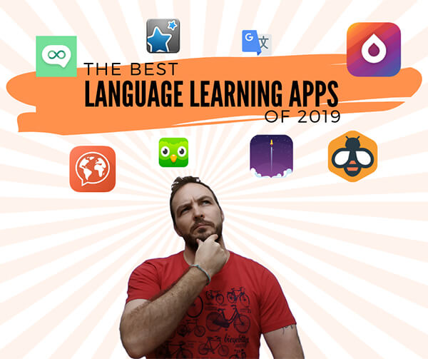 Best Language Learning Apps of 2019 - reading, writing and vocab