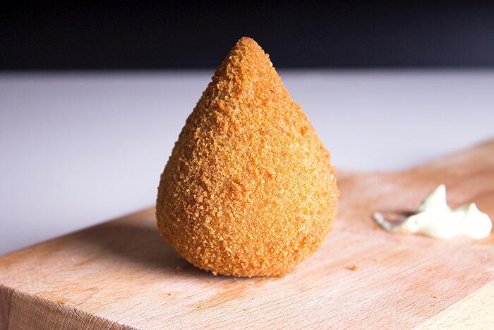 Coxinha... chickeny goodness
