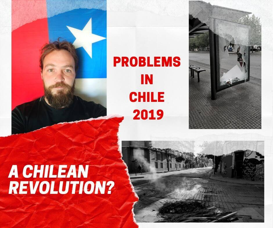 Problems in Chile 2019 cover image