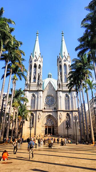 Sao Paulo church allaboardthefraytrain