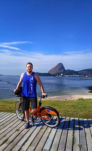 Hire a bike in Rio