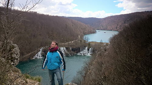 Plitvic national park