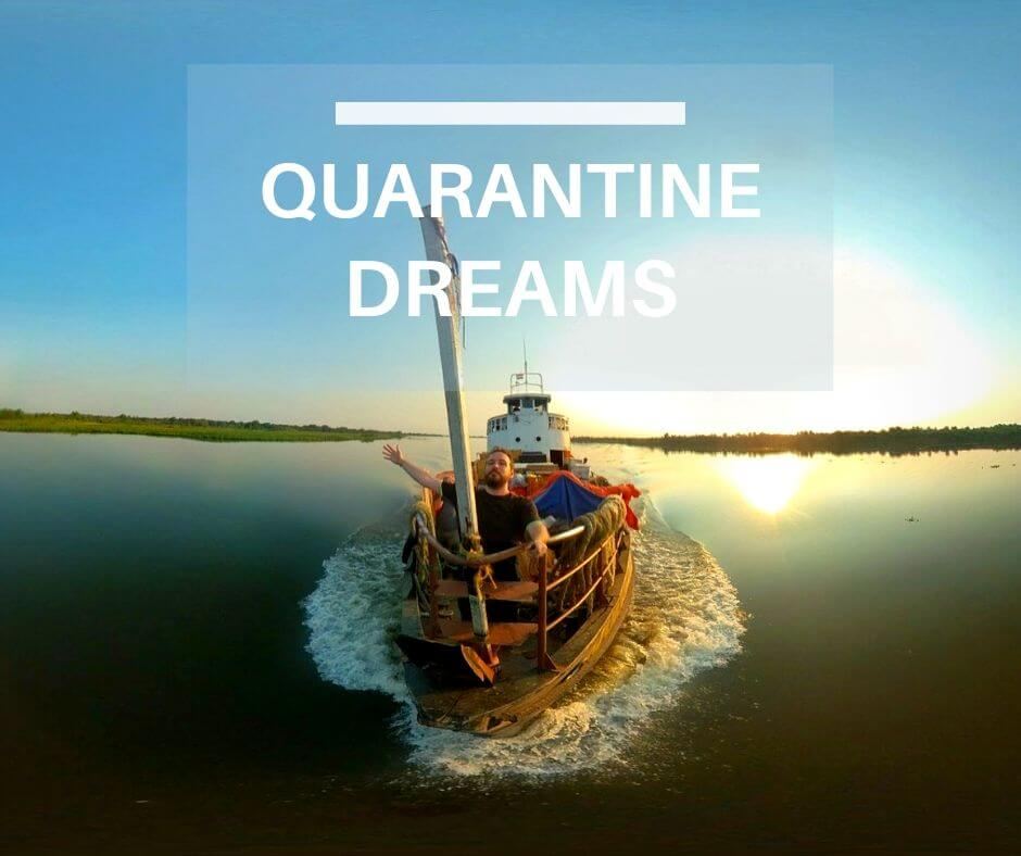 Quarantine dreams cover image