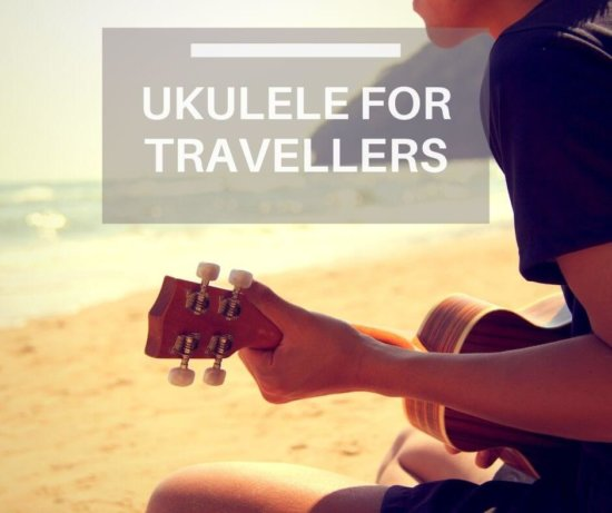 Ukulele for travellers cover